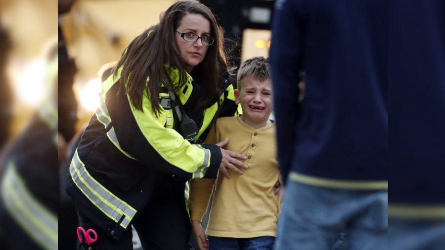 Two Students Allegedly Murder 1 Teen, Injures 8 in Colorado High School Shooting