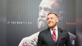 Conor McGregor Building Homes for Homeless Families in Dublin