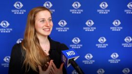 Actress Says, Shen Yun Shows 'Another Dimension'