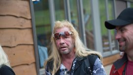 Duane Chapman Loses 17 Pounds in 2 Weeks Following Wife's Death