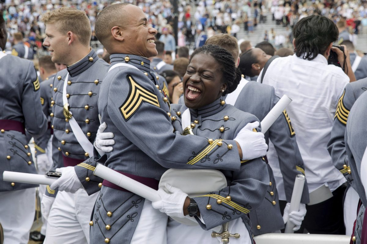female west point
