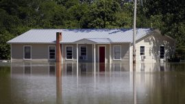 No End Seen to Struggle as Mississippi Flood Enters Month 4