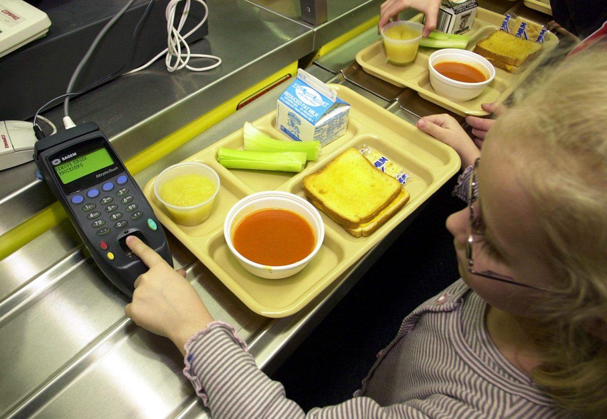 free lunch in school
