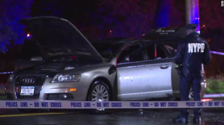 3-Year-Old Dies Inside Burning Car in New York, Father Faces Charges