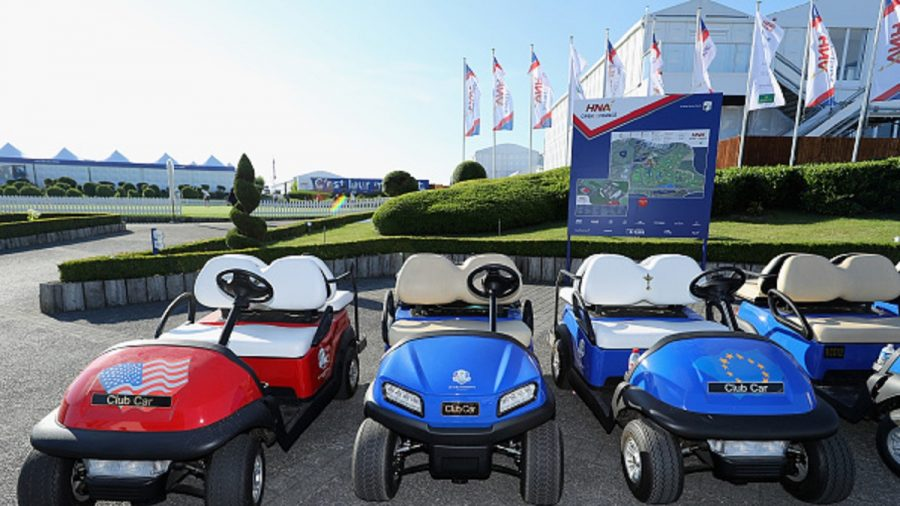 1-Year-Old North Carolina Boy Killed in Golf Cart Accident