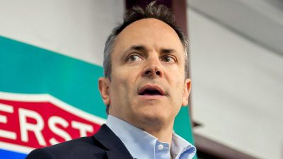 Federal Judge Blocks Kentucky Abortion Law, Governor Appeals