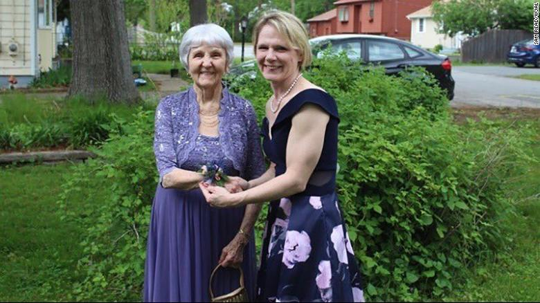A 97-Year-Old Woman Finally Goes to Her First Prom