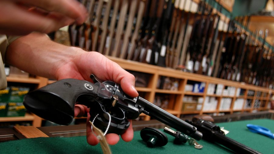 Texas Governor Signs Bill Allowing More Armed Teachers
