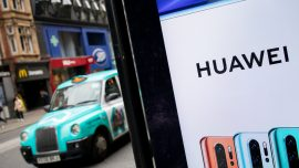 Huawei's Role in UK's 5G Network a 'National Security Risk'
