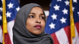 Ilhan Omar to Join Black-Jewish Caucus Despite Repeated Allegations of Anti-Semitism