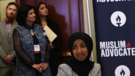 Ilhan Omar Faces Backlash for Now-Deleted Tweet About 'Merit-Based Immigration'