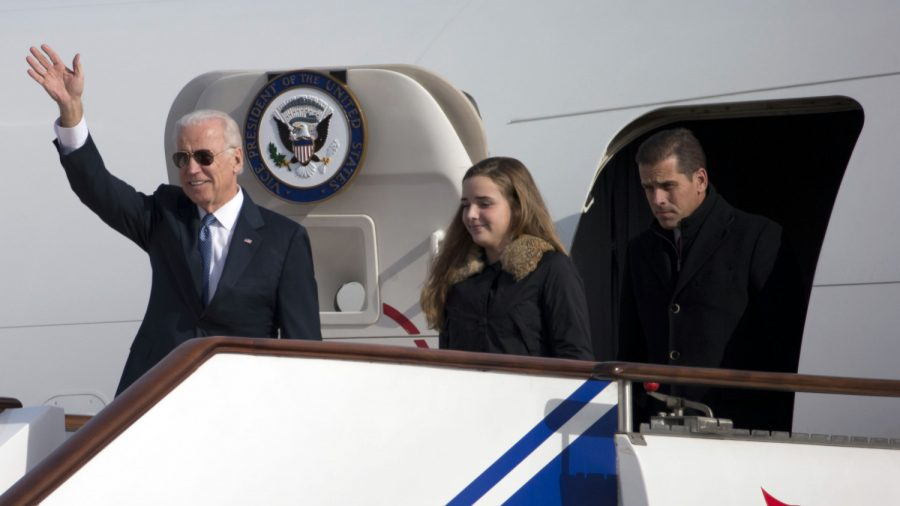 Hunter Biden Faces Congressional Scrutiny in Probe of Chinese Acquisition