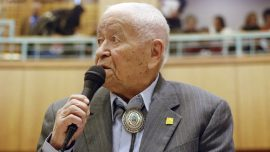 John Pinto, WWII Code Talker and Longtime New Mexico Lawmaker, Dies at 94