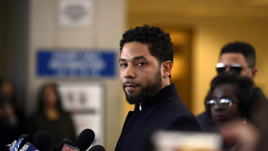 Foxx Releases Jussie Smollett Files, Says She Recused Herself Due to Rumors