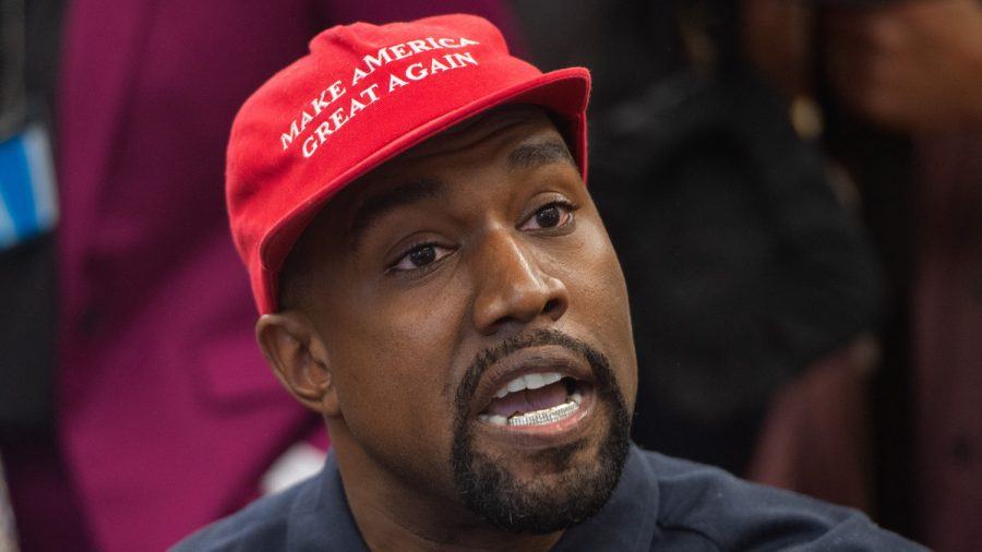 Kanye West to David Letterman: Trump Supporters 'Treated Like Enemies of America'