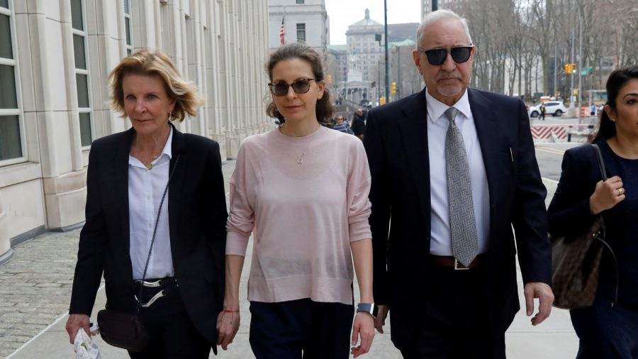 Seagram Heiress Clare Bronfman Sentenced to More Than 6 Years for Role in NXIVM