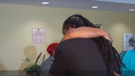 Man Meets His Family for the First Time After Being Given up for Adoption 40 Years Ago