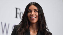 Kim Kardashian West Shares Heart-Melting Photo of Her Two Sons Cuddling