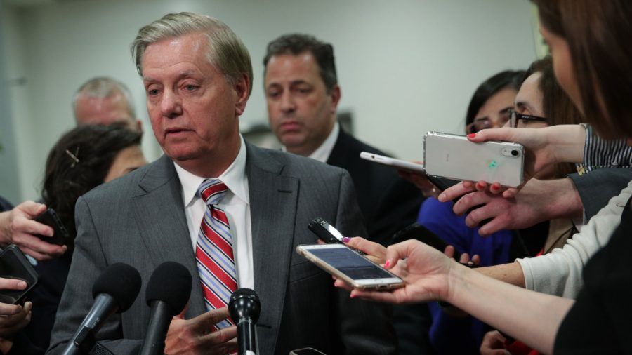Lindsey Graham: Obama Officials Worried That Declassification Would Expose Potential Misbehavior