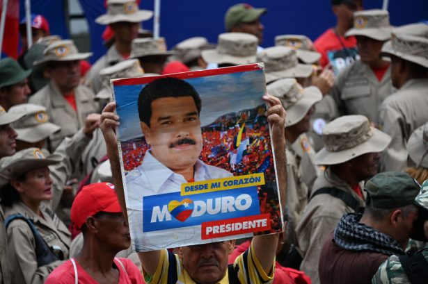 Trump Moves Ahead to Freeze Maduro Regime's Assets After Citing Billions from Russia, China