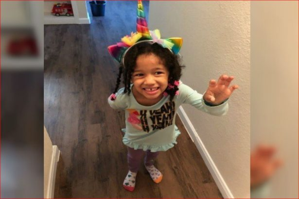 Houston police are looking for a missing 5-year-old girl