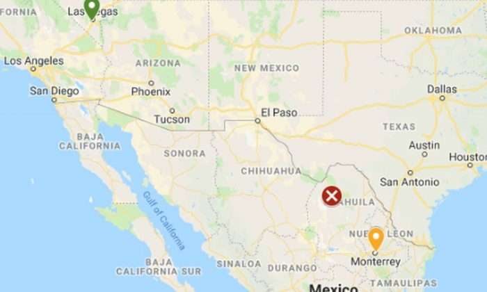Small Jet Carrying 13 Crashed in Mexico; No Survivors Seen