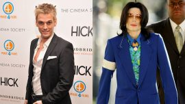 Aaron Carter Clarifies Comment About 'Inappropriate' Experience With Michael Jackson
