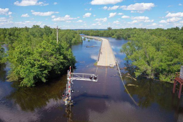 Nearly 400 Missouri Roads Closed by Flooding
