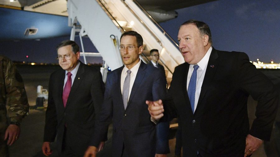 US Pulls Some Government Employees From Iraq