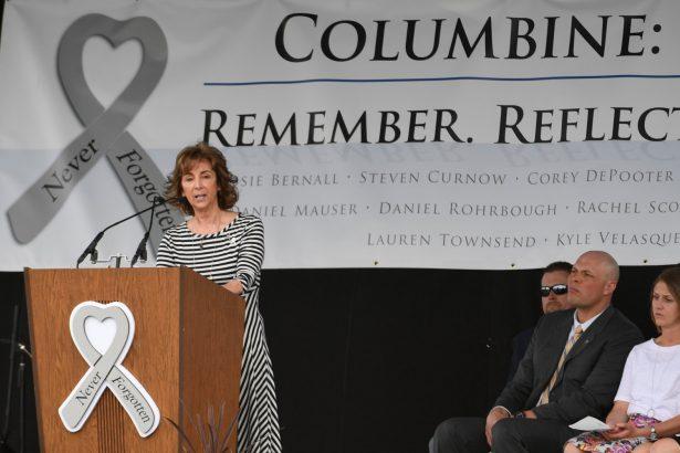 mother of columbine high schoolo massacre victim