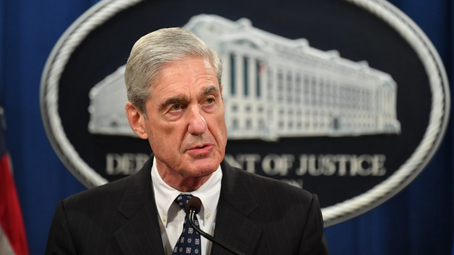 DOJ, Mueller's Office Release Joint Statement About Special Counsel's Comments