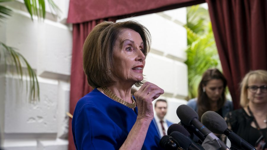 Nancy Pelosi Reacts to Mueller Statement, Avoids Mentioning Impeachment