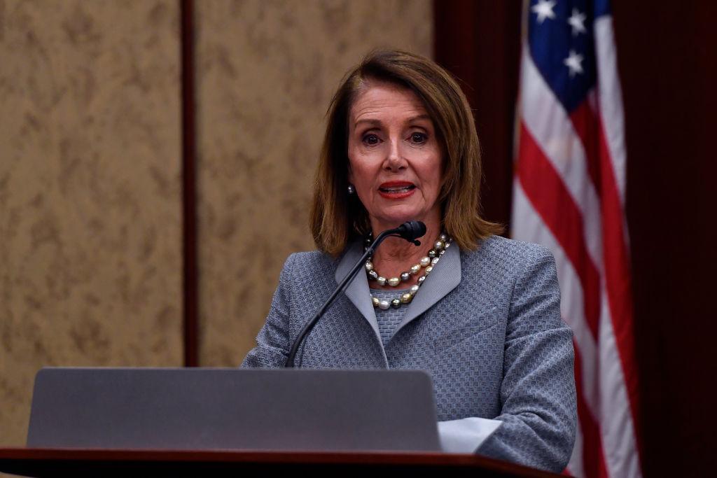"Nancy Pelosi ""TransMilitary"" DC Screening"