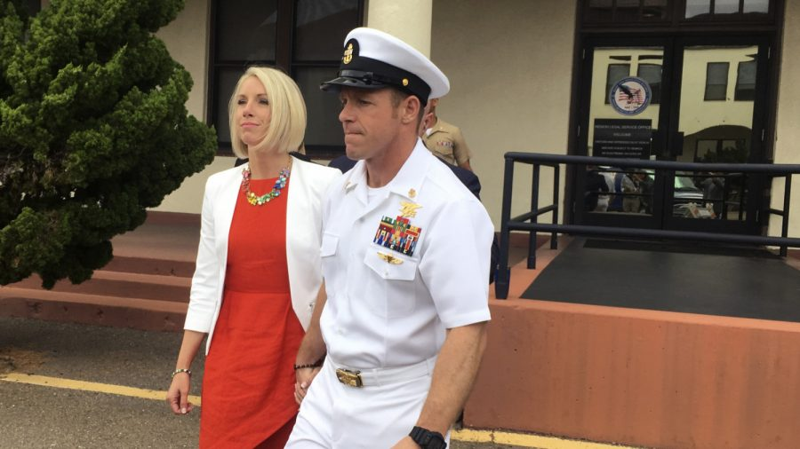 Navy SEAL Eddie Gallagher Released from Pre-Trial Confinement After Prosecution Accused of Misconduct
