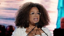 Oprah Hits Back at Critics Who Say She Should Have Paid Off Students' Debt