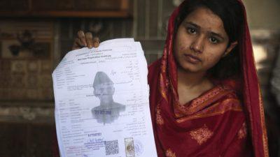 Bride Market Trafficks Pakistani Christian Women to China