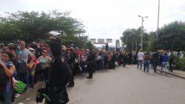 Shootout Causes Panic at Colombia-Venezuela Border Crossing