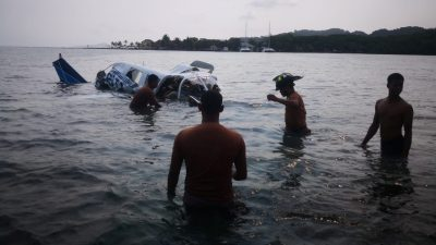 5 Foreign Tourists Killed in Plane Crash in Honduras
