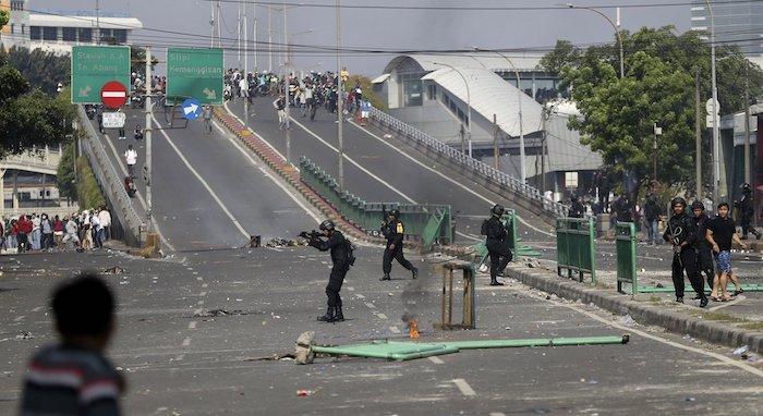 police indonesia