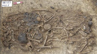 5,000-Year-Old Mass Gravesite Reveals Family Tragedy