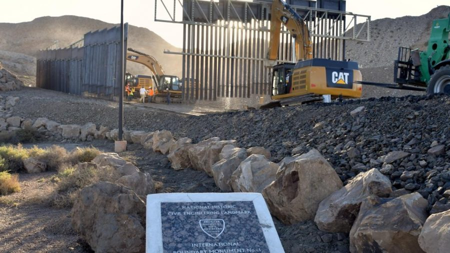 Border Wall on Private Land in New Mexico Reportedly Set to be Completed Despite Cease-and-Desist Order