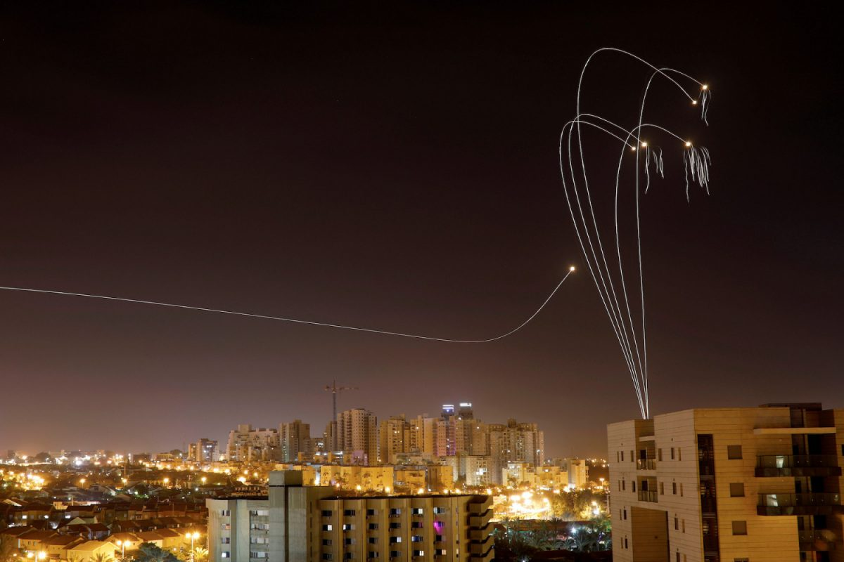 rockets gaza hamas terrorist to israel 2