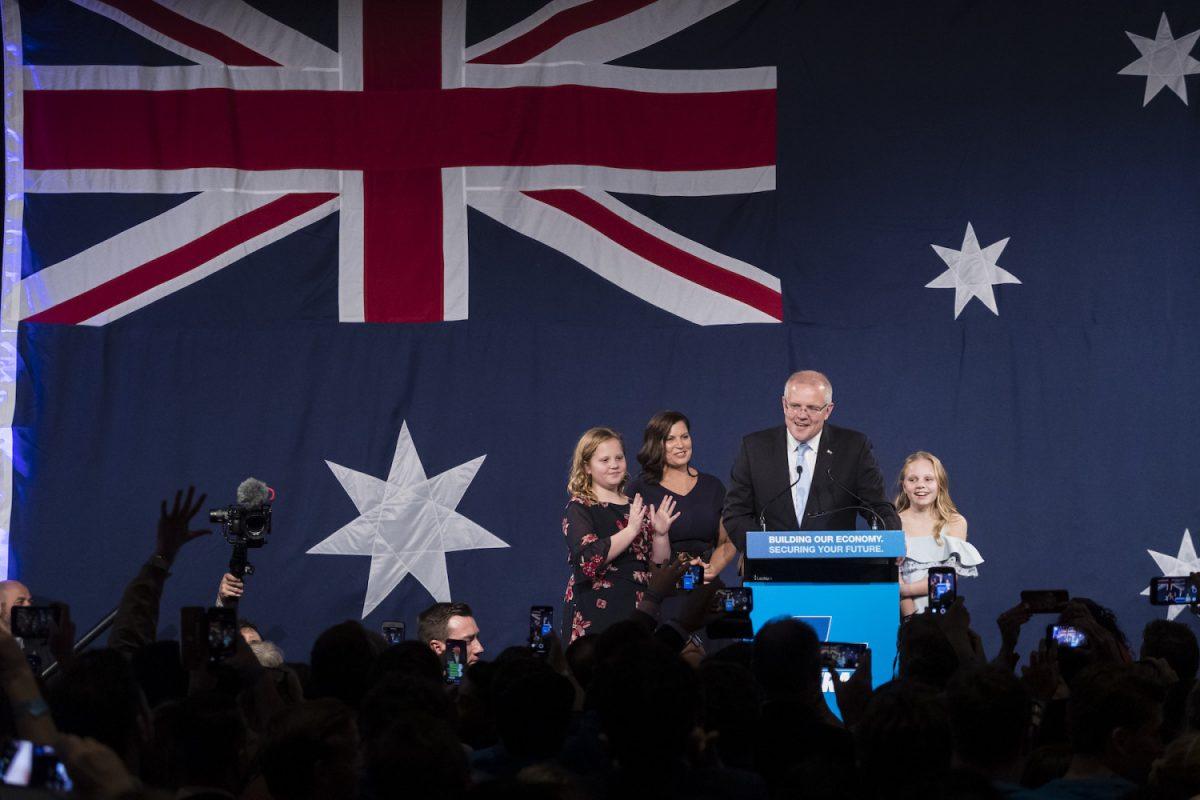 scott morrison australia prime minister 1
