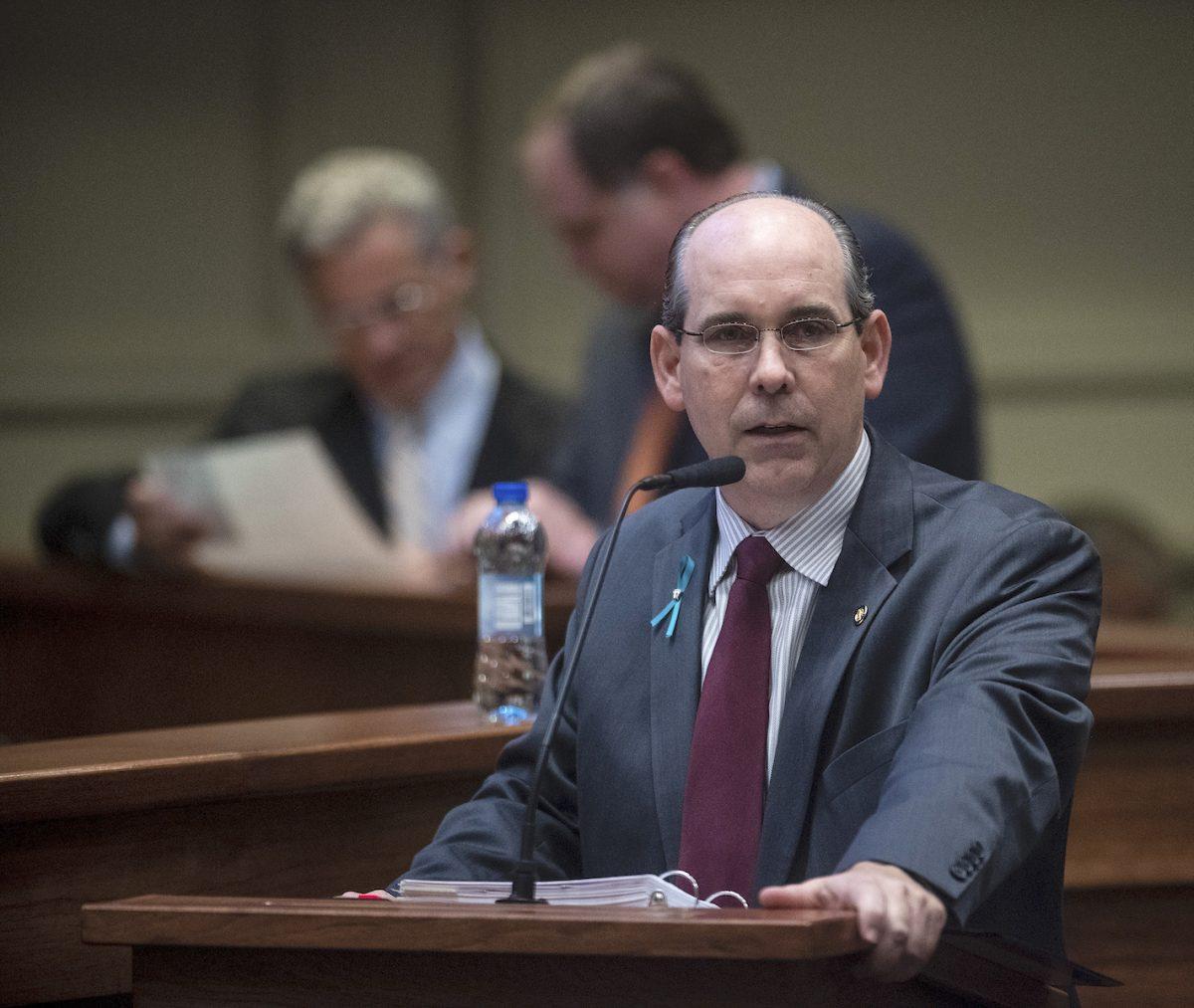 Abortion-Alabama Sen clyde chambliss