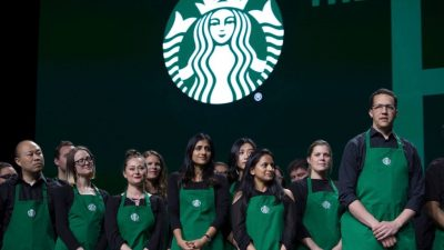 Starbucks Introduces Wild New Menu Item, Along With Other Surprises
