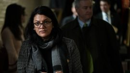 Holocaust Comments by Congresswoman Rashida Tlaib Spark Calls for Action