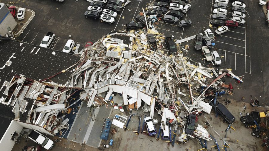 After Several Quiet Years, Reportedly More Than 900 Tornadoes Erupt in the US This Year