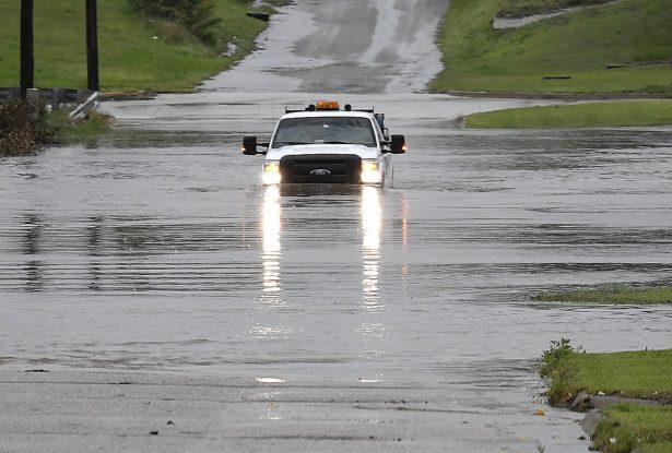 truck flood oklahoma