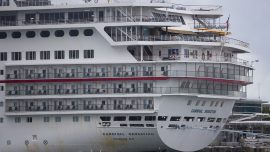 Cruise Ship Quarantined in St. Lucia Over Measles Case