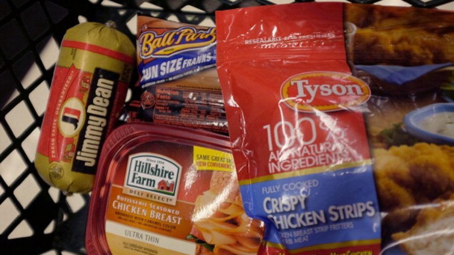 Tyson Foods Chairman Warns That 'The Food Supply Chain Is Breaking'